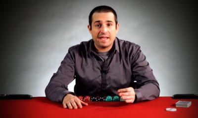 Агрессивная игра в покер.